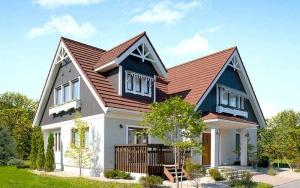 輸入住宅本物志向の家