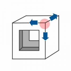 2×4工法イラスト
