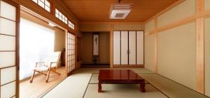 石橋工務店の輸入住宅施工事例5和室